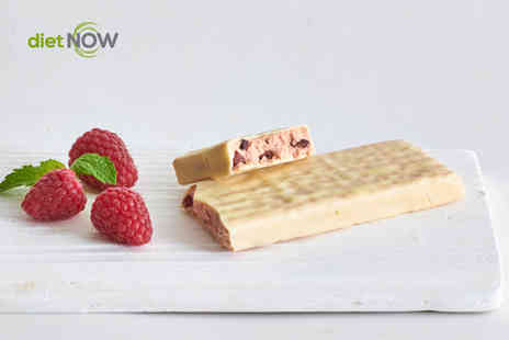 Diet Now - Set of 14 meal replacement bars - Save 46%