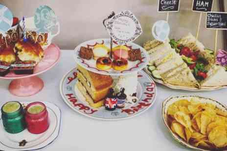 Cup A Cha - High Tea, Duke or Duchess Afternoon Tea for Two or Four - Save 41%