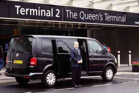 EC Minibus - Private Airport Arrival Transfer, Heathrow Airport to Central London - Save 0%