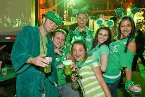 Fosterwood Ltd - Irish & Proud Pub Crawl - Save 0%