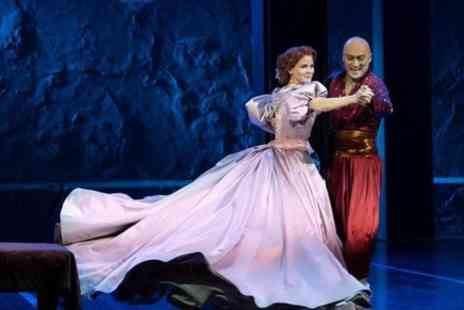 London Theatre Direct - The King and I Ticket - Save 0%