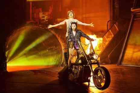 London Theatre Direct - Bat Out of Hell Entrance Tickets in London - Save 0%