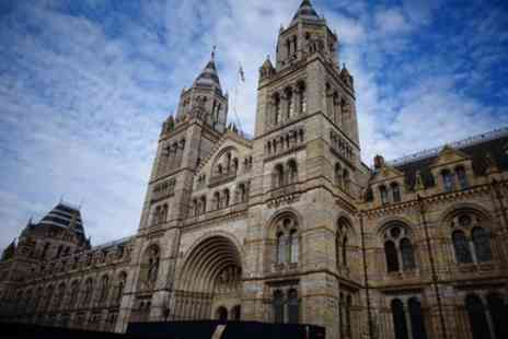 Babylon Tours London - Natural History Museum London Small Group Guided Tour - Save 0%