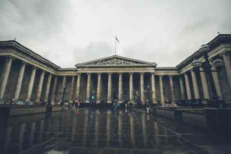 Let me show you London - Private Guided Tour of British Museum Ideal for Families&Small Groups - Save 0%