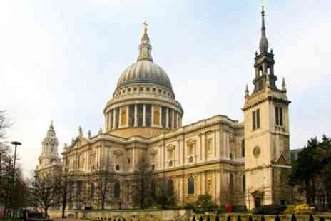 Artstur - Private Tour, London Walking Tour of St Pauls Cathedral - Save 0%
