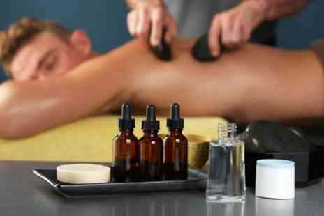Peppermint Salon - Choice of Full Body Massage with Optional Indian Head Massage - Save 52%