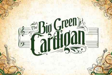The Big Green Cardigan - Ticket to The Big Green Cardigan on 7 to 9 September - Save 38%