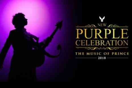 Alchemy Promotions - One ticket to see New Purple Celebration The Music of Prince on 2 November To 21 December - Save 36%