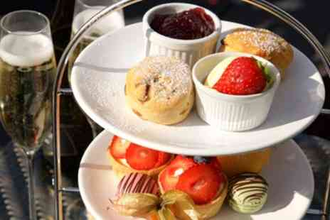 Hallmark Hotel Manchester - Afternoon Tea for Two or Four - Save 53%