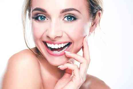 Bright Smiles Dental Clinic - One arch of lingual braces with a home whitening kit and Oral B toothbrush - Save 57%