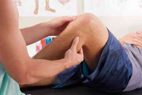 M J Therapy - 30 or 60 Minute Sports Massage with Consultation - Save 40%