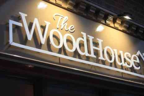 The Woodhouse - Function Room Hire with Food for Up to 20 Guests - Save 51%