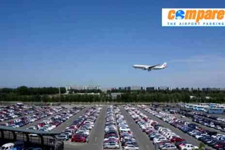 Compare Airport Parking - 25% to 50% Off Airport Parking with Compare Airport Parking, Multiple Locations - Save 0%