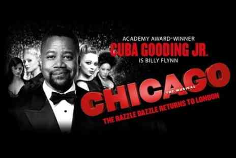London Theatre Direct - Chicago Theatre Show in London - Save 0%