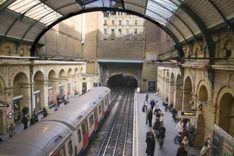 Insider London - London Underground 2 Hour Tube Tour - Save 0%