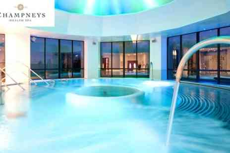 Champneys Springs Health Resort - Spa Day with Lunch, Choice of Treatment and Thalassotherapy Pool Session - Save 44%