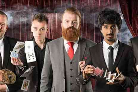 Smoke Mirrors - House Magicians Comedy Magic Show - Save 0%