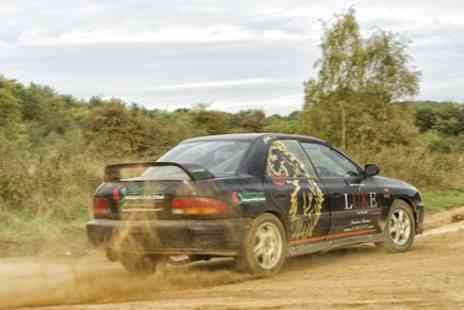 Silverstone Rally School - Half Day Rally Driving Experience - Save 0%