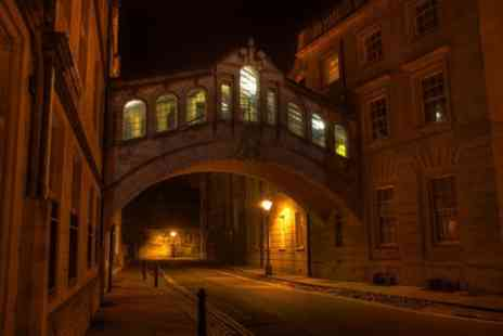 Visit Oxford Tours - Oxford Pub and City Evening Walking Tour - Save 0%