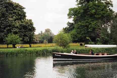 Oxford River Cruises - Afternoon Tea Sightseeing River Cruise in Oxford - Save 0%