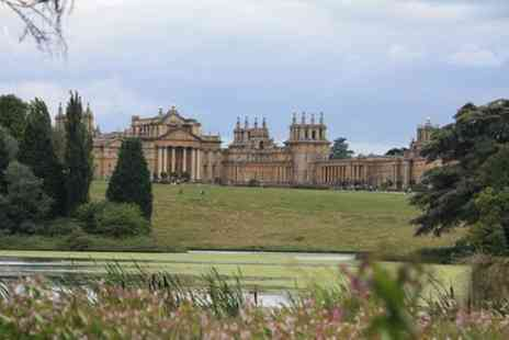 Visit Oxford Tours - Blenheim Palace Guided Tour with Transport - Save 0%