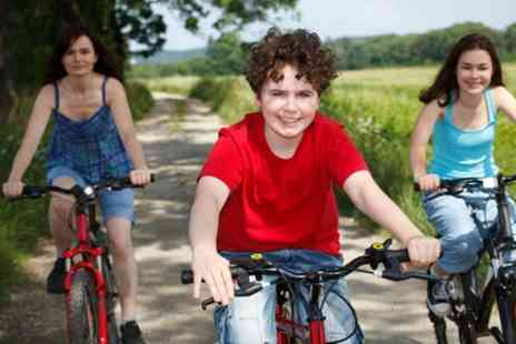 Visit Oxford Tours - Oxford Scenic Cycle Tour - Save 0%