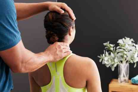 Back To Health Wellness Guildford - Chiropractic Consultation and One or Three Treatments - Save 0%