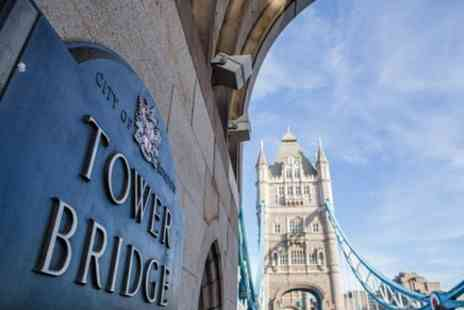 Encore Tickets - Tower Bridge Exhibition and The Monument Entrance Tickets - Save 0%