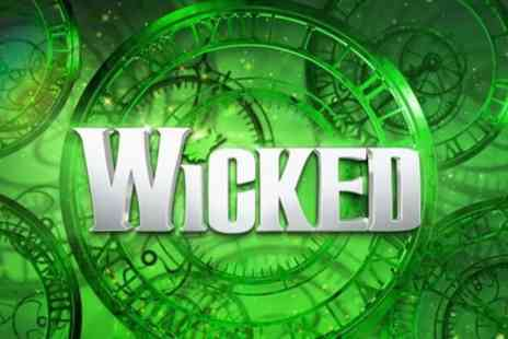London Theatre Direct - Wicked the Musical ticket - Save 0%