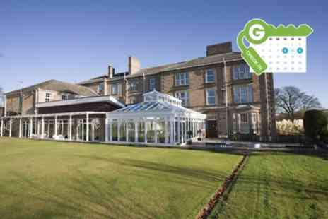 Gilsland Hall Hotel - Budget Double or Twin Room for Two - Save 20%