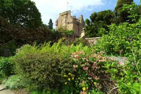 The National Trust for Scotland - Crathes Castle, Garden and Estate Entrance Ticket - Save 0%