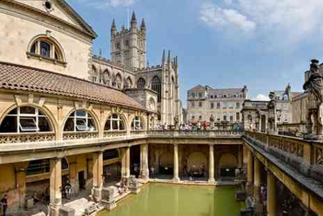 UK Study Tours - Full Day Bath and Stonehenge Tour from Bournemouth - Save 0%