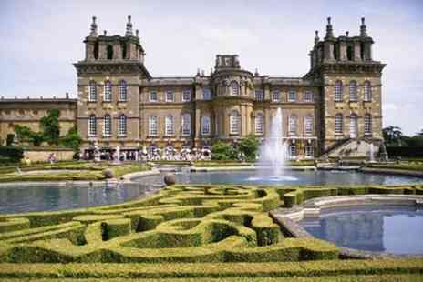UK Study Tours - Blenheim Palace and The Cotswolds Day Trip from Bournemouth - Save 0%