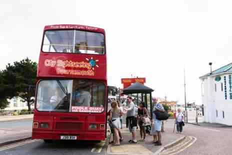 City Sightseeing - City Sightseeing Bournemouth Bus and Boat Hop On Hop Off Tour - Save 0%