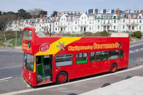 City Sightseeing - City Sightseeing Bournemouth Hop On Hop Off Tour - Save 0%