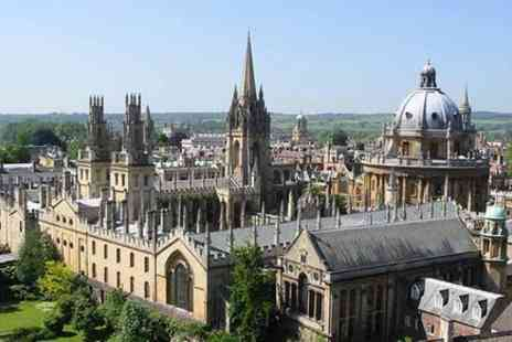 UK Study Tours - Oxford City of Dreaming Spires Tour from Bournemouth - Save 0%