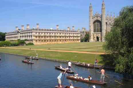 UK Study Tours - Cambridge Day Trip from Bournemouth - Save 0%