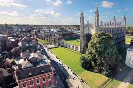 Cambridge Alumni Tours - Combo ticket, Punting and Walking Tour in Cambridge - Save 0%