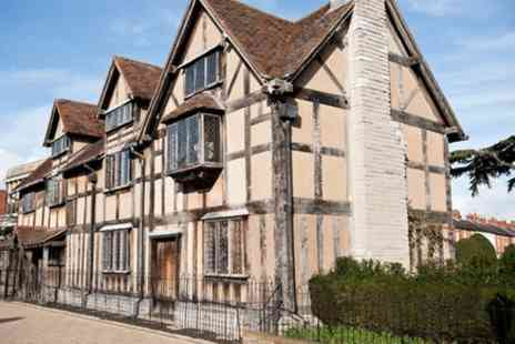 The Shakespeare Birthplace Trust - Shakespeares Birthplace, Shakespeares Family Homes - Save 0%
