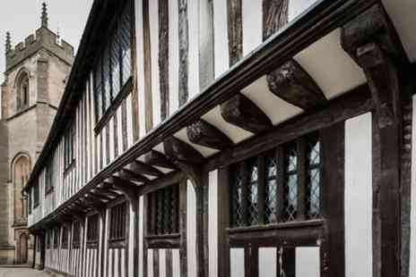 KES Trustees - Shakespeares Schoolroom and Guildhall Entry Ticket and Tour - Save 0%