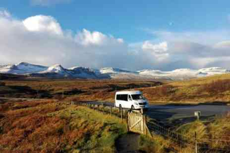 Timberbush Tours - Three day Isle of Skye, Loch Ness, and Scottish Highlands Tour from Edinburgh - Save 0%