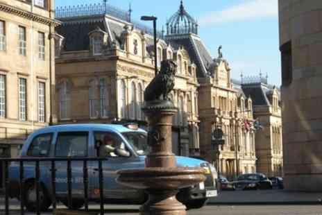 Capital Taxi Tours - Private Black Taxi Tour - Save 0%