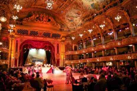 Merlin Entertainments  Blackpool - The Blackpool Tower Ballroom Admission Ticket - Save 0%