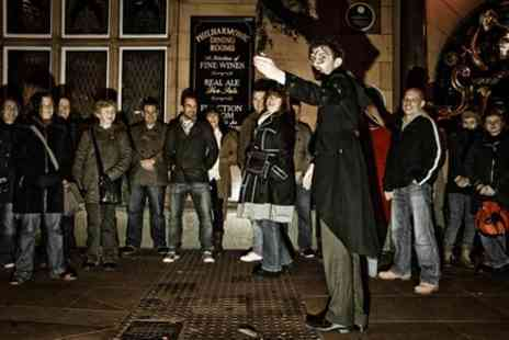 Shiverpool UK - Liverpool Ghost Walking Tour - Save 0%