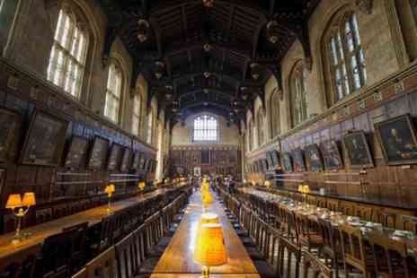 Visit Oxford Tours - Christchurch Mornings Harry Potter Film Site Tour - Save 0%