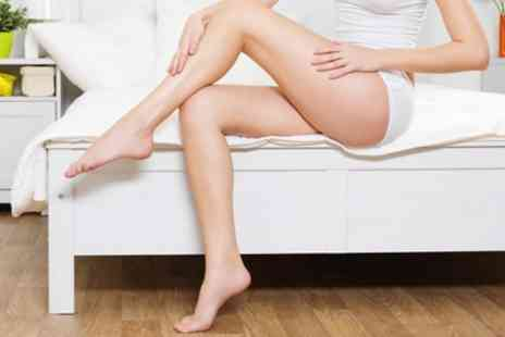 M by Montcalm Shoreditch SPA - Platinum Soprano Ice Laser Hair Removal on Choice of Areas - Save 78%