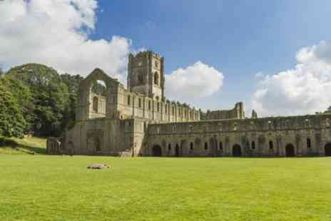 Grand Yorkshire - Yorkshire Dales and Fountains Abbey Small Group Day Tour - Save 0%