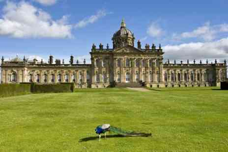 Grand Yorkshire - Castle Howard and Fountains Abbey day trip - Save 0%