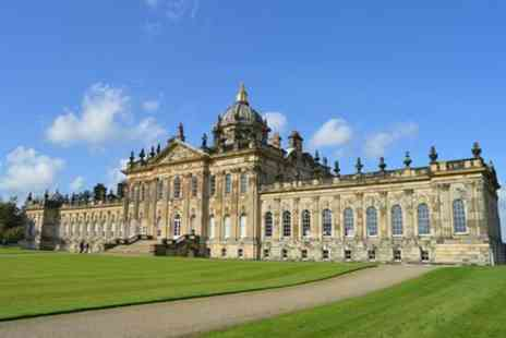 Grand Yorkshire - The Castle Howard Tour - Save 0%