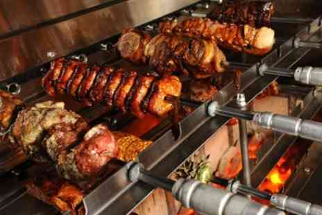 Cantinho Sul Brazilian Steakhouse - All You Can Eat Brazilian Steak Buffet for Up to Four - Save 25%